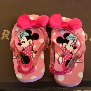 Other - Minnie Flip Flops